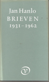 Hanlo, Jan: Brieven 1931-1962