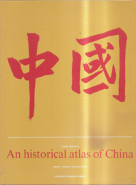Herrmann, Albert: An historical atlas of China