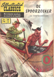 Illustrated Classics 021: Het geheimzinnige eiland