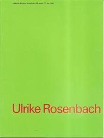 "Catalogus Stedelijk Museum 674: ""Ulrike Rosenbach"""