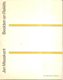 """Maaskant, Jan: """"Beelden en Reliëfs""""."""
