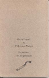Komrij, G. & Malsen, Willem van: De paleizen van het geheugen