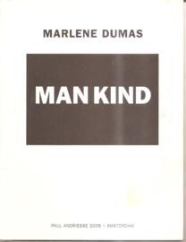 Dumas,  Marlene: Mankind