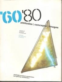 Catalogus Stedelijk Museum 694: Attitudes / Concepts / Images