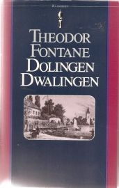 """Fontane, Theodor: """"Dolingen Dwalingen""""."""