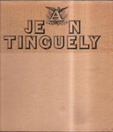 Tinguely, Jean: Dessins et gravures pour les sculptures
