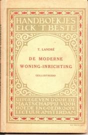 """Landre, T.: """"De moderne woning-inrichting""""."""