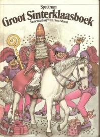 """Hora Adema, Wim: """"Groot Sinterklaasboek""""."""
