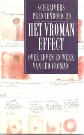 Vroman, Leo (over -): Het Vroman-effect (Schrijversprentenboek 29)