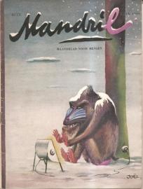 Mandril, tweede jaargang (=1949) compleet