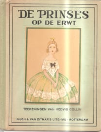 Andersen, H.A.: De prinses op de erwt