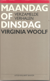 Woolf, Virginia: Maandag of dinsdag