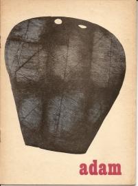 Catalogus Stedelijk Museum 132: Adam.