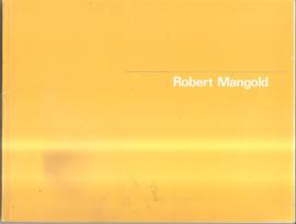Catalogus Stedelijk Museum 697: Robert Mangold