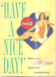 Have a nice day (over de geschiedenis van de reclame van coca cola)