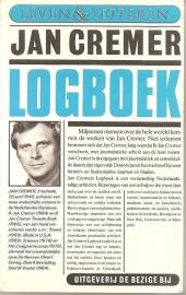 "Cremer, Jan: ""Logboek"". (gesigneerd)"