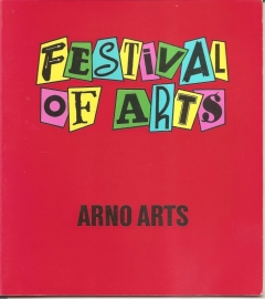 "Arts, Arno: ""Festival of Arts""."