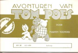 Tom Poes (Bezige Bij / Stripschap) MV 35: Solfertje