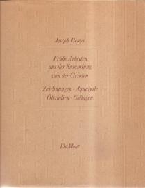 """Beuys, Joseph: """"Frühe Arbeiten aus der Sammlung van der Grinten""""."""