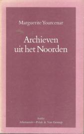 Yourcenar, Marguerite: Archieven uit het Noorden