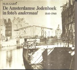 Gans, M.H.: De Amsterdamse Jodenhoek in foto's andermaal