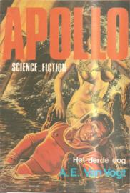 Apollo nr 1: A. E. van Vogt: Het derde oog