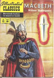 Illustrated Classics no. 22: MacBeth