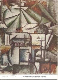 Catalogus Stedelijk Museum 230: Moderne Italiaanse kunst.