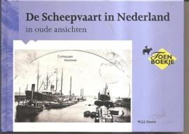 "Geerts, W.J.J.: ""De Scheepvaart in Nederland in oude ansichten"""