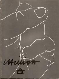 Catalogus Stedelijk Museum 462: Eduardo Chillida (gereserveerd)
