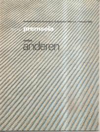 Catalogus Stedelijk Museum 691: Benno Premsela en anderen