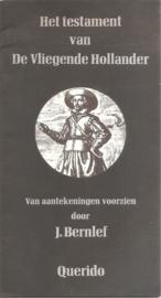 Bernlef, J.: Het testament van de Vliegende Hollander