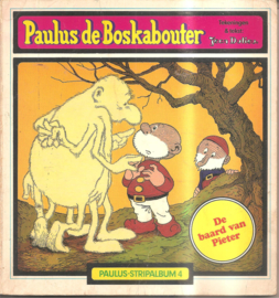 Paulus de Boskabouter: De baard van Pieter