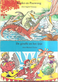 Twinn, Michael: drie verschillende boekjes