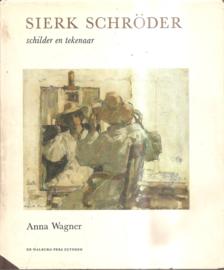 Schröder, Sierk: Schilder en tekenaar (gesigneerd, met opdrachtje)
