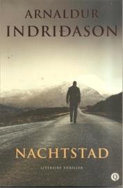 """Indridason, Arnaldur: """"Nachtstad""""."""