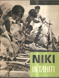 Darbois, Dominique: Niki in Tahiti