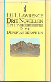 Lawrence, D.H.: Drie Novellen