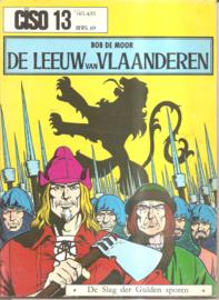 Ciso 13: De Leeuw van Vlaanderen