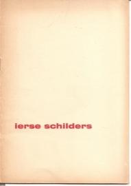 Catalogus Stedelijk Museum 079: Ierse schilders der 19e en 20e eeuw.