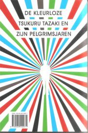 Murakami, Haruki: De kleurloze Tsukuru Tazaki en zijn pelgrimsjaren