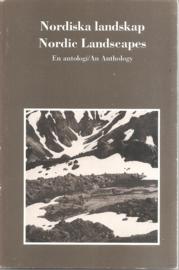 Lundström, Jan-Erik (tekst): Nordiska landskap / Nordic landscape