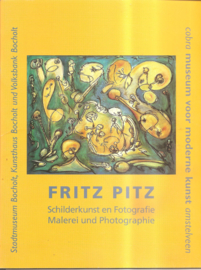 Pitz, Fritz: Schilderkunst en fotografie