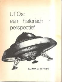 Kok, G.J. en Friso, R.: UFO's: een historisch perspectief
