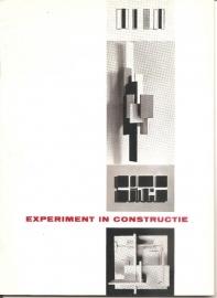 Catalogus Stedelijk Museum 308: Experiment in constructie.