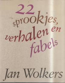 Wolkers, Jan: 22 sprookjes, verhalen en foto's