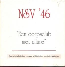"""Noordse Sport Vereniging: NSV '46 """"Een dorpsclub met allure""""."""