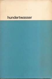 Catalogus Stedelijk Museum 367: Hundertwasser.