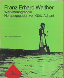 Walther, Franz Erhard: Arbeiten 1955 - 1963