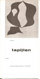 Catalogus Stedelijk Museum 263: Tapijten.